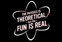 Physics and astronomy / by Cristina Mier