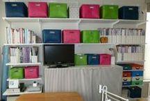 Organized Living / by Kimberly Bignon Organize U
