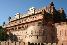 India: Temples, Forts, Palaces / Forts, palaces, temples and sculpture of India / by SK Narasimhan