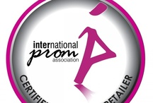 International Prom Association / Formal Approach is an Authorized International Prom Association Retailer carrying the best in Prom, Pageant and Homecoming Dresses as well as Tuxedos / by Formal Approach