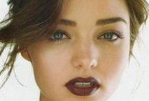 Dark Red Lips / Deep Dark Red Lips! / by TINte Cosmetics