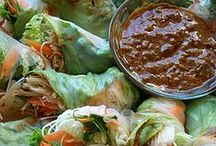 Healthy Recipes / I must do more healthy than not! / by Lynette E.