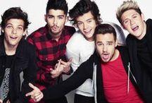 One Direction ❤️ / by Mafer Gonzalez Miranda