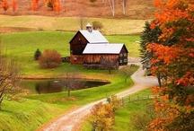 farm house / by Jennifer Nogy