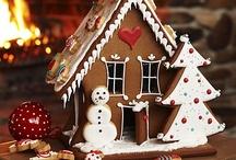 Gingerbread Houses / by Debra Lynn