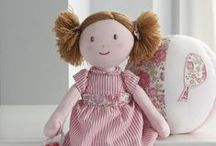 Dolls and Stuffed Animals  / by Sandy