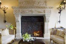 Fireplaces / by Shelley Kowaliski