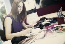 Making of / Discover how the seductive Valisère collection is carefully designed / by Valisere Lingerie & Dessous