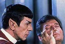 Star Trek / Star Trek / by Rae Bowman