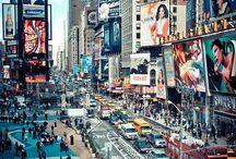 New York City / by Rae Bowman