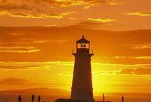 lighthouses.windmills etc / by Eileen Robbescheuten