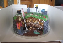 Edible Archaeology / A collection of edible archaeology, sent into Current Archaeology magazine / by Current Archaeology