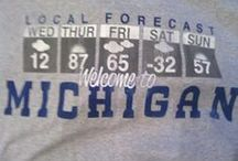 The Magic of Michigan / All things that belong to Michigan....state treasures  / by Wanda Cooper