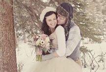 Winter Wedding Bliss / Winter weddings are beautiful! / by BARI JAY