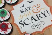 Halloween Party Ideas / Throw the best Halloween party in town with these tips!  / by BARI JAY