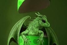Dragons / by Tina Reynolds