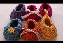 Tutoriales crochet / by Mercedes Barragan Marin