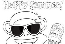 Summer-iffic! / Summer-iffic activities and crafts for you and your little ones! / by Julius Jr.