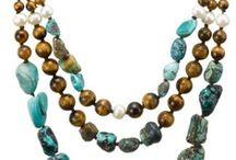 Bracelets, Beads & Jewelry / by Mercedes Valentin-Davila