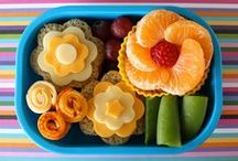 DIY Kids Creative Food  / Lot's of Kids Creative Food Ideas for Parents #food #creative #kids #lunches #bento #recipes / by Rhinestone Dazzle