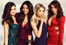Pretty Little Liars / This board show pictures, quotes, and funny sayings from the TV show Pretty Little Liars. / by Andrea Monnin