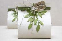 Packaging and gift wrapping / Confezioni e pacchetti per ogni occasione / by Irene Lanciotti