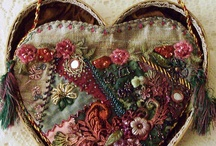 Hearts ..for My Valentines Day Birthday! / by Debra W