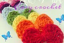 Ideas Crochet / by Gabriela Jatz Rojas