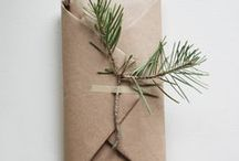 Gifts and Wrapping / by Modern Wifestyle