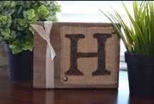 Craft Ideas / by Lyn Phares