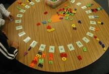 kindergarten! / by Jackie Philhower