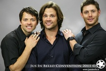 Supernatural Shenanigans / by Melissa King