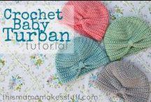crocheted wearables / by Melanie Reetz-Kollwitz