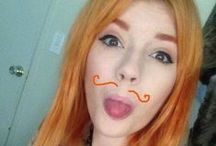 LedaMonsterBunny / This is for the beautiful Leda Muir <3 She inspires me and I love her :D / by Leda Williams