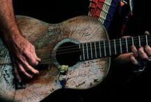 Strings / Guitars / by Pink Peony Petalz