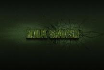 Hulk SMASH!!!!!! / by Savannah S.
