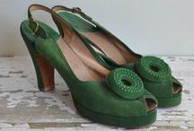 Vintage Shoes / by Jennifer A. Hudson
