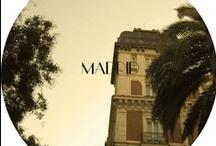 Madriz, Madriz, Madriz / The best places in Madrid. Los mejores espacios de Madrid.  / by Cool&Secret