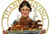 Thanksgiving / A warm and wonderful holiday.  A time to reflect on the bounty of life, the gift of family and be thankful for it all. / by Fran Silver