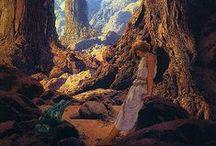 Dusky Summer / An interpretation of David Zyla's Dusky Summer / by Jennifer