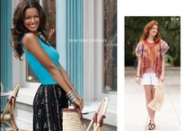 Dressbarn Spring time Collection / by Christine Patey