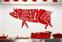kitchen  / equipment, designs, moods and dream on! / by Celerie .