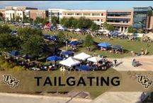 UCF Tailgating Necessities / Everything you need to make Tailgating go smoothly / by UCF Knights