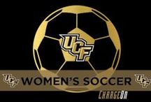 Women's Soccer / Shots of UCF Women's Soccer / by UCF Knights