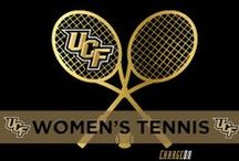 Women's Tennis / Shots of the UCF Women's Tennis team. / by UCF Knights