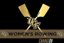 Women's Rowing / Shots of the UCF Rowing team. / by UCF Knights
