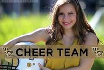 UCF Cheer / by UCF Knights
