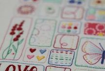 Embroidery Inspiration / Ideas and stuff I want to embroider! / by Ren Fridenberg