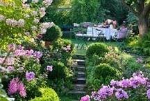 les jardins / by cel