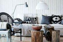 living space / by Kahina Wotton-Hamrioui